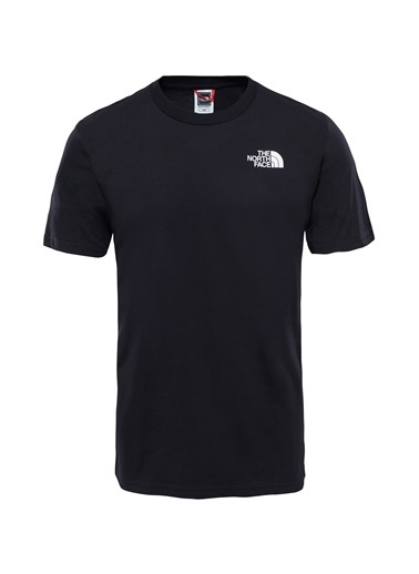 The North Face The North Face NF0A2TX5JK31 M S/S Simple Dome T-Shirt Siyah